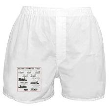 The Baldwin Locomotive Works Boxer Shorts