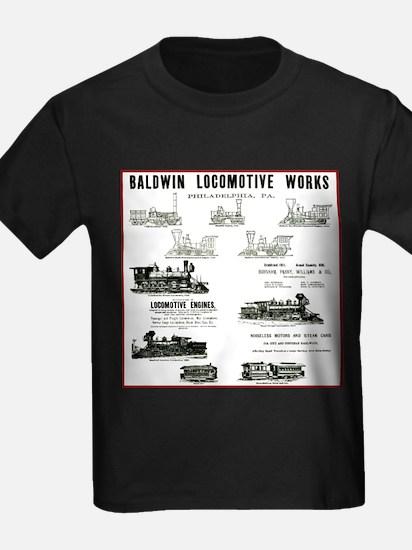 The Baldwin Locomotive Works T