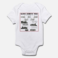 The Baldwin Locomotive Works Onesie