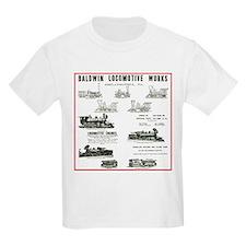 The Baldwin Locomotive Works T-Shirt
