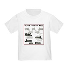 The Baldwin Locomotive Works T