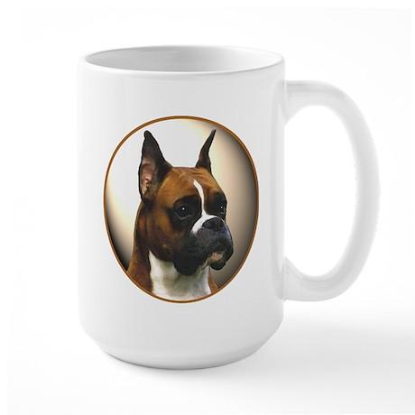 The Boxer Dog Large Mug