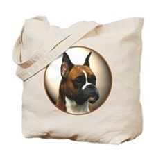 The Boxer Dog Tote Bag