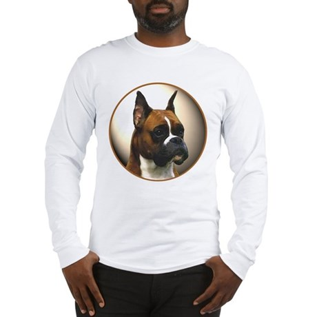The Boxer Dog Long Sleeve T-Shirt