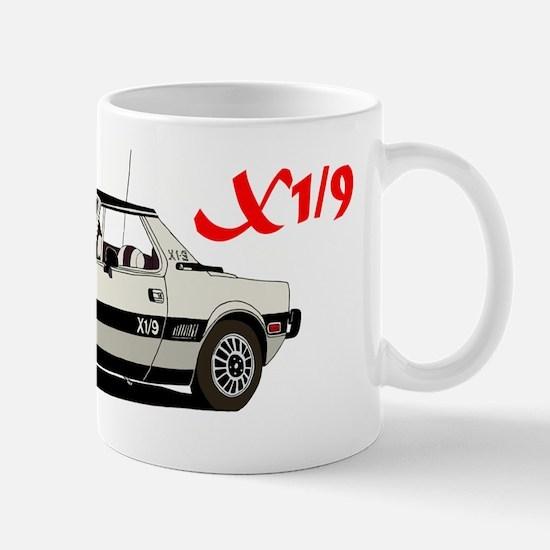 FiatX1-9-bev Mugs