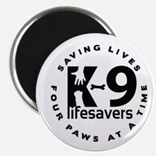 Unique Lifesaver Magnet