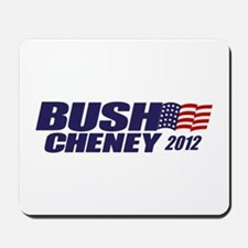Bush Cheney Mousepad