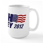 Bush Cheney Large Mug