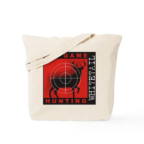 Big Game Hunting Tote Bag