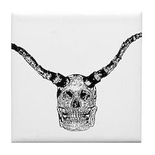 Demon 2 A Tile Coaster