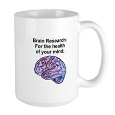 Brain Research Mug