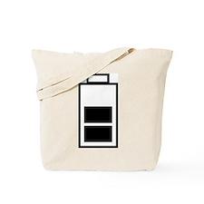 Unique Battery Tote Bag