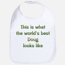 Personalized Doug Bib