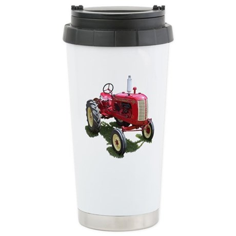 The Cockshutt Model 20 Stainless Steel Travel Mug