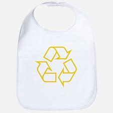 Yellow Recycle Bib