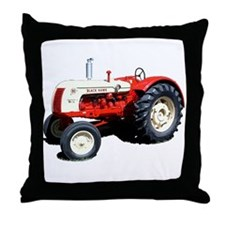 The Cockshutt Black Hawk 50 Throw Pillow