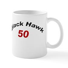 CockshuttBlkHwk50-bev Mugs