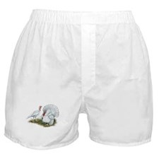 Beltsville White Turkey Boxer Shorts