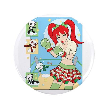 "Coco in the Box Ring 3.5"" Button"