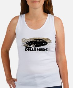 PHAT MERC-DISTRESSED- Women's Tank Top