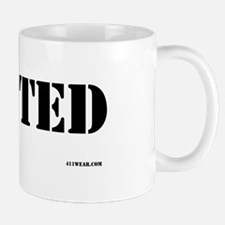 Wasted - On a Mug
