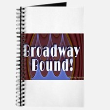 Broadway Bound! Journal