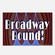 Broadway Bound! Postcards (Package of 8)