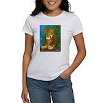 Leopard Tree Women's T-Shirt