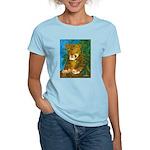 Leopard Tree Women's Light T-Shirt
