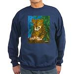 Leopard Tree Sweatshirt (dark)