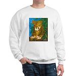 Leopard Tree Sweatshirt