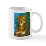Leopard Tree Mug