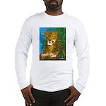 Leopard Tree Long Sleeve T-Shirt