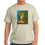 Leopard Tree Light T-Shirt