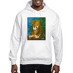 Leopard Tree Hooded Sweatshirt