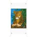 Leopard Tree Banner