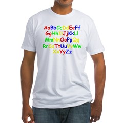 Alphabet in color Shirt