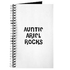 AUNTIE ARIEL ROCKS Journal