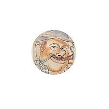 Albert L Burdge Memorial Mini Button