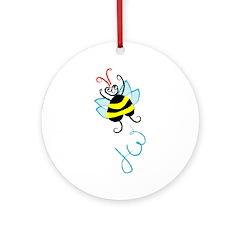super bee Ornament (Round)
