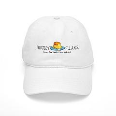 Project F.L.A.N.S. Bad Word Baseball Cap