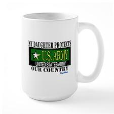 Daughter Army Mug