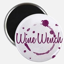 Wine Wench Magnet