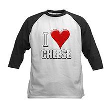 I Love (Heart) Cheese Tee