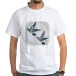 Sky Flight 2 White T-Shirt