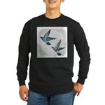 Sky Flight 2 Long Sleeve Dark T-Shirt