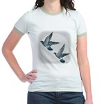 Sky Flight 2 Jr. Ringer T-Shirt