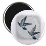 "Sky Flight 2 2.25"" Magnet (100 pack)"
