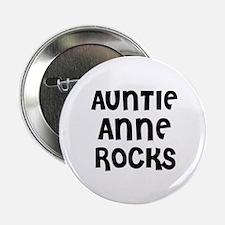 """AUNTIE ANNE ROCKS 2.25"""" Button (10 pack)"""
