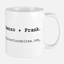 i named my kids renzo + frank Mug